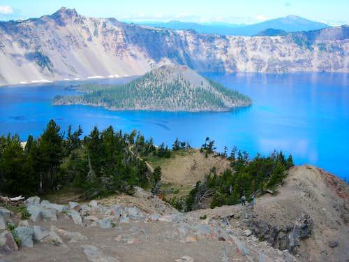 Garfield Peak Trail and View