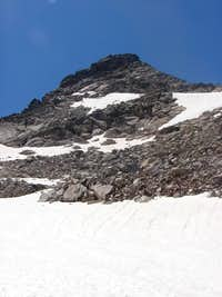 East face of Boum