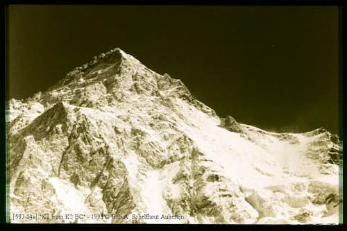 Been to K2 in '93. Bad...