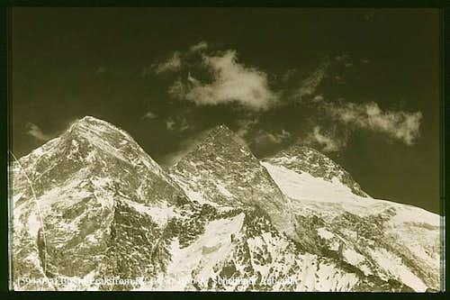 From K2 it appears to be a...