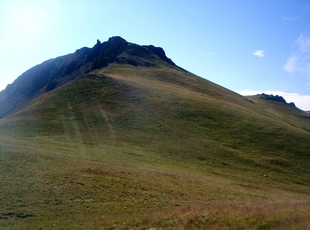 Grassy Mountain