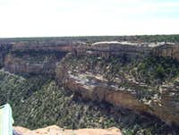 Mesa Verde Canyon Vista