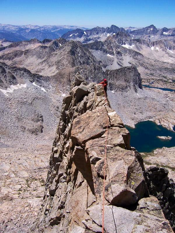 West Arete of Winchell