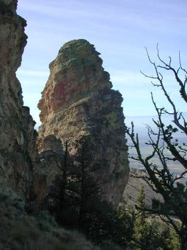 Squaw Rock (Smith Rock)