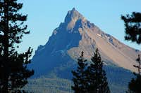 Mt. Thielsen from the north