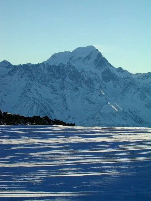 Seen from the Col Des Plines...
