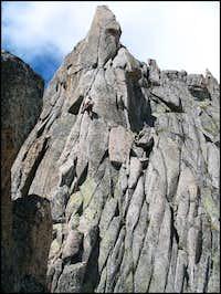 Gross Bielenhorn SE-ridge