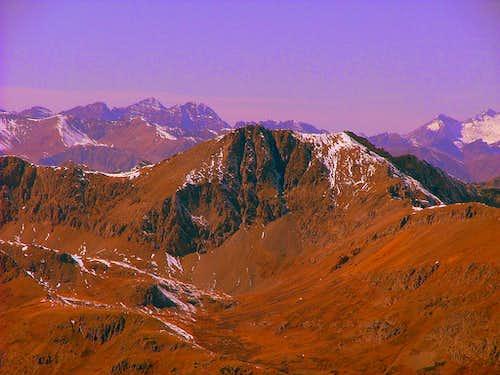 Climbing La Plata Peak