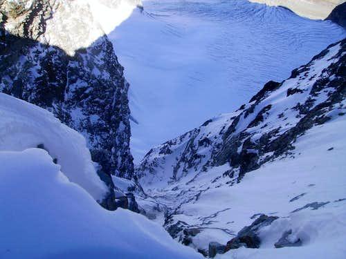 Matterhorn, view from Col de Leone