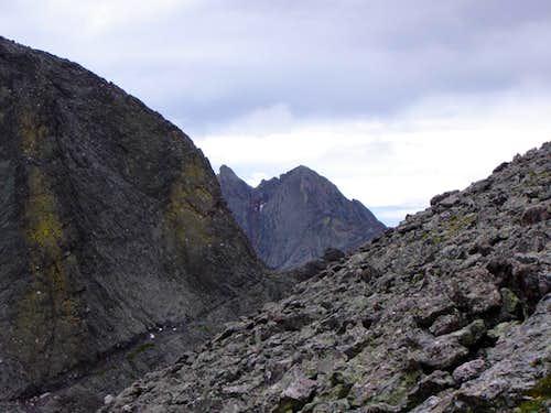 Crestone Peak...