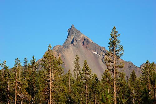 Mt. Thielsen from the NW