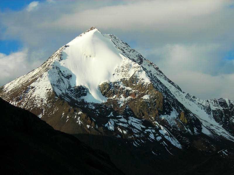 Maria Lloco (5522m)