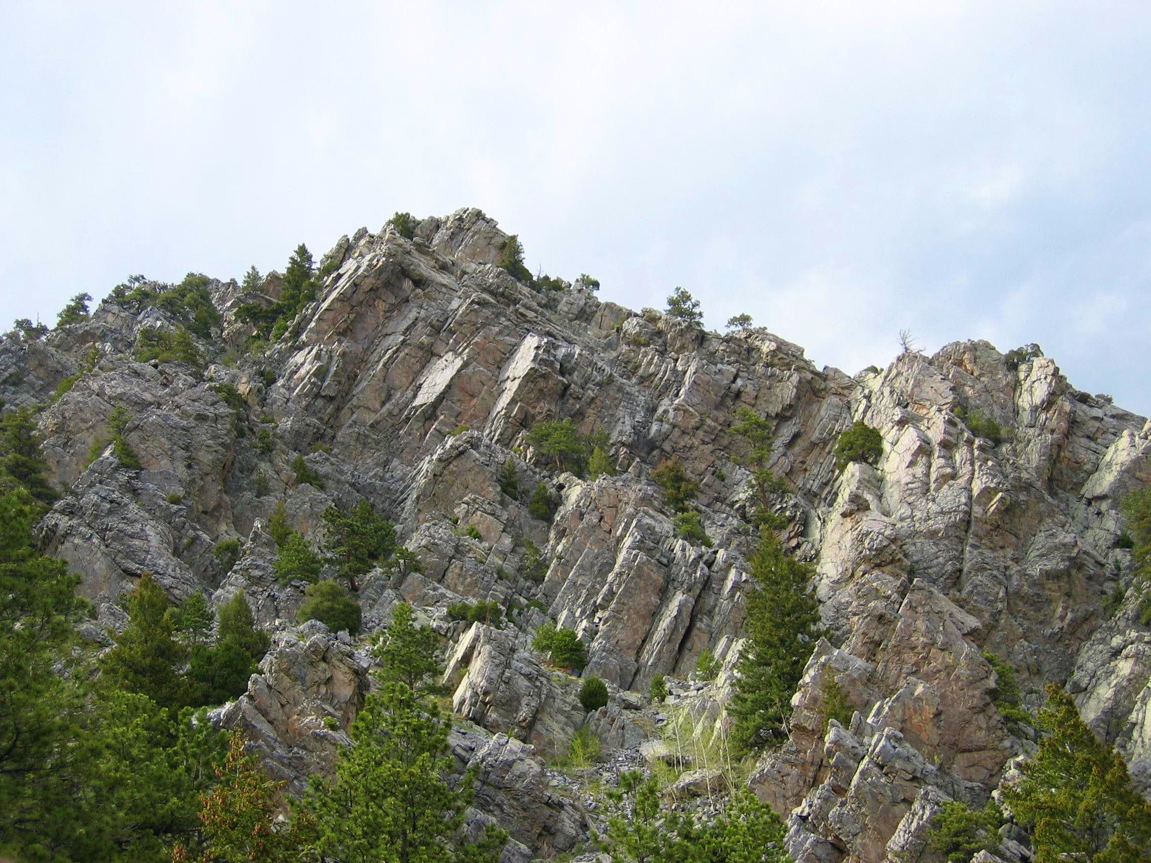 Crescent Mountain, Jefferson County, Colorado