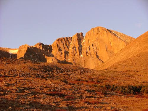 The Diamond, Longs Peak.