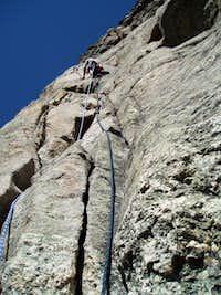 Guide's Wall Tetons