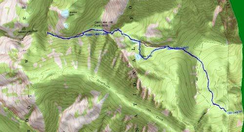 Topo of 8618 Routes