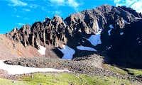 Lavender Col Route