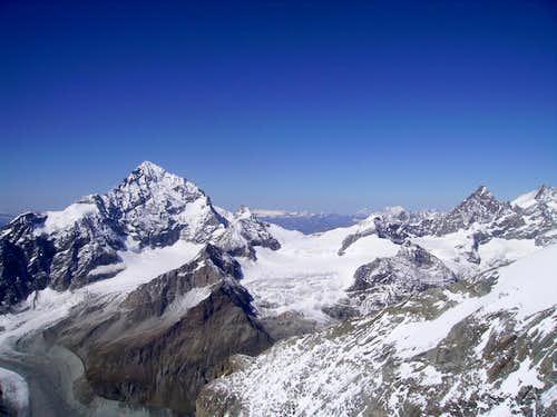 Dent Blanche and Ober Gabelhorn
