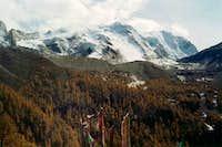 Haizi Shan's North Face...