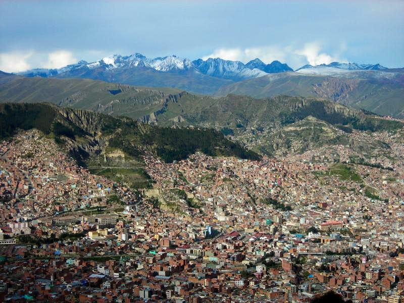 La Paz (3600m)