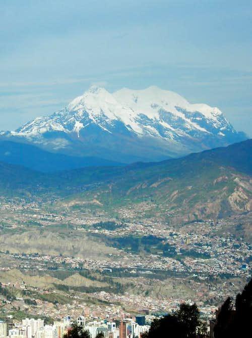 Illimani (6438m)