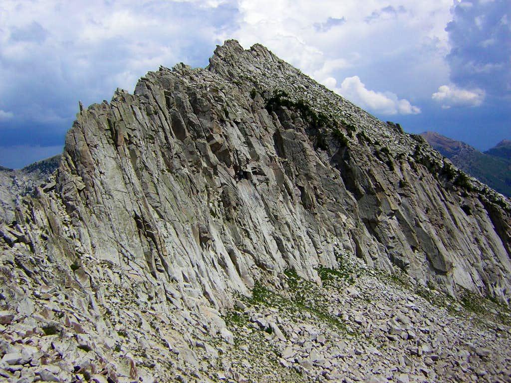 West Ridge of Bighorn Peak