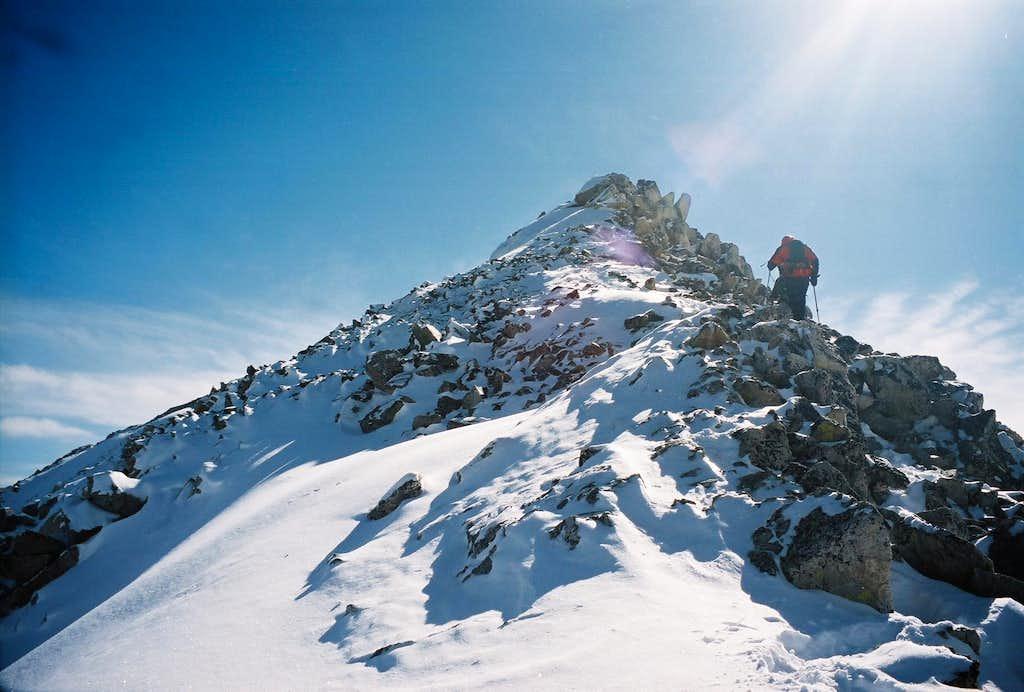 Mt. Yale, CO