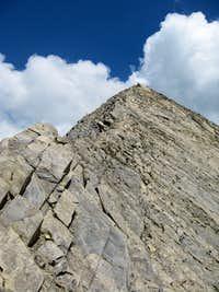 SW-ridge kendlspitze