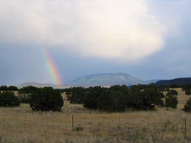 Escudilla Mountain Rainbow