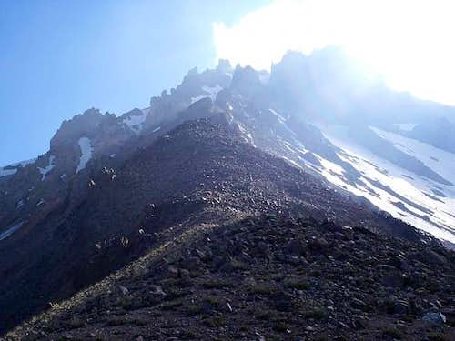 Mt. Erciyes NE Ridge, July...