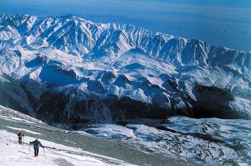 Over 5000 m., Feb. 1999.