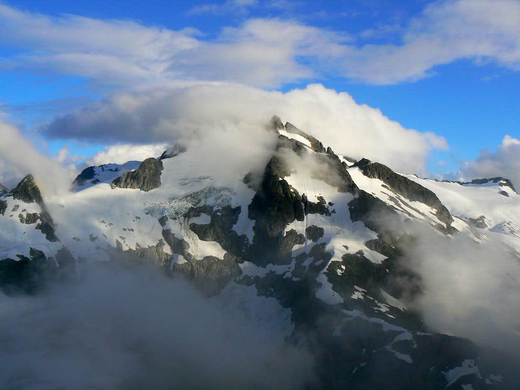 Mt Tantalus