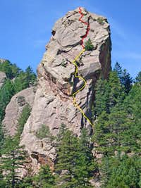 Backporch - East Face