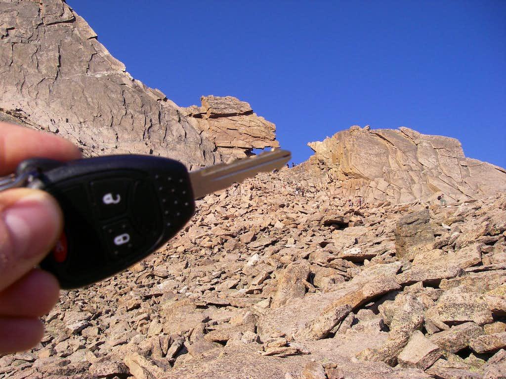 Unlocking Longs Peak