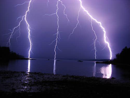 ME lightning