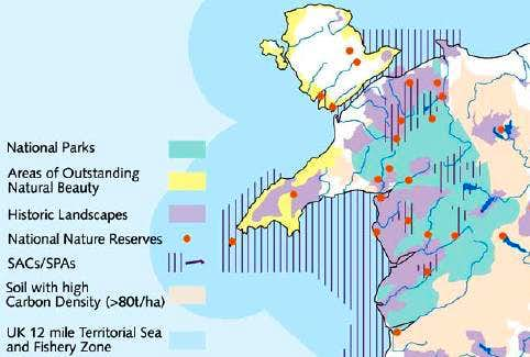 Protected Sites in Snowdonia