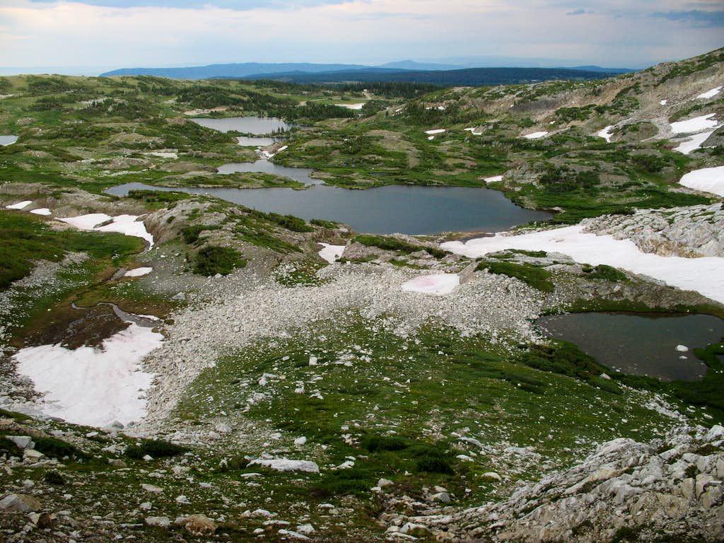Klondike Lakes