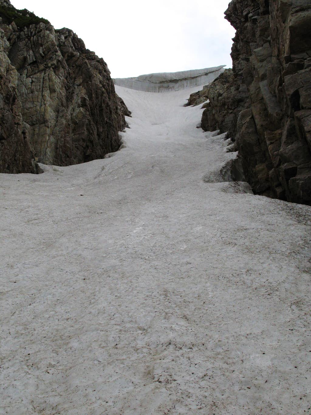 North Klondike Couloir