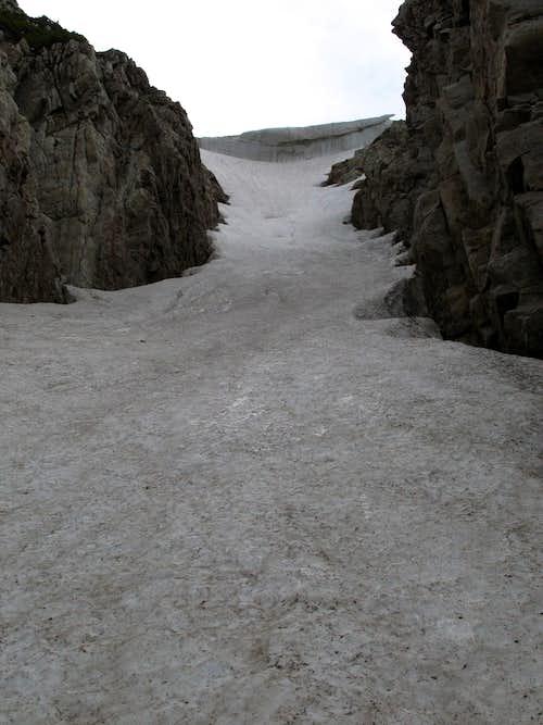 North Klondike Couloir