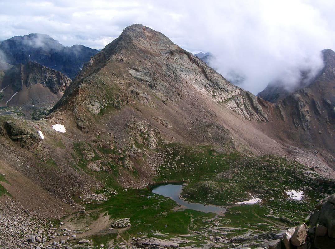 Leviathan Peak