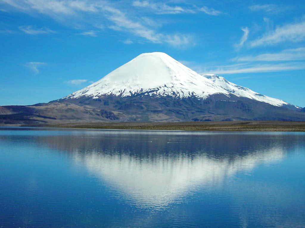 Parinacota (6330m)