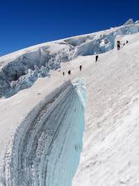 Above The Crevasse