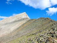 Hyndman's Ridge