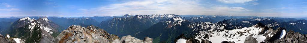 Del Campo Peak 360° View