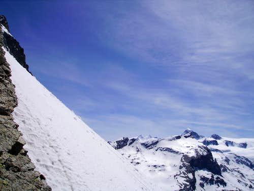 Breithorn & Monte Rosa