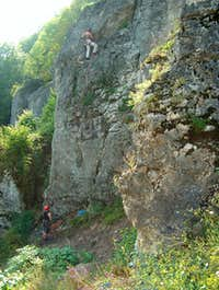 Frankendorfer Klettergarten