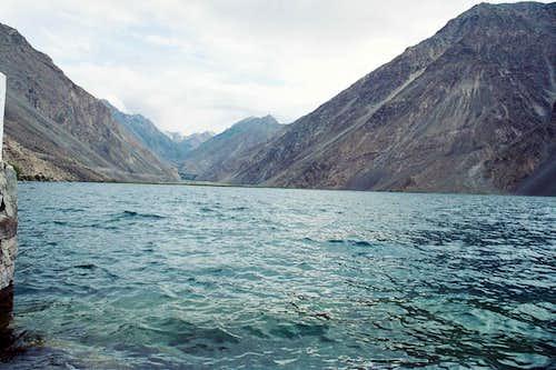 Satpara Lake, Skardu, Baltistan