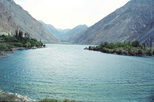 Satpara Lake, Skardu, the hidden pearl of Baltsitan