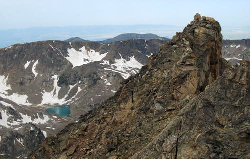 Summit View-- West