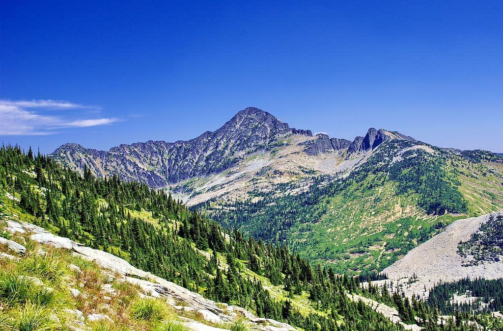 Elephant Peak